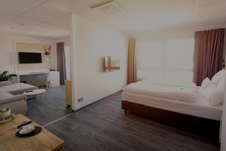 Junior Suite im Hotel Burgschänke Alpen